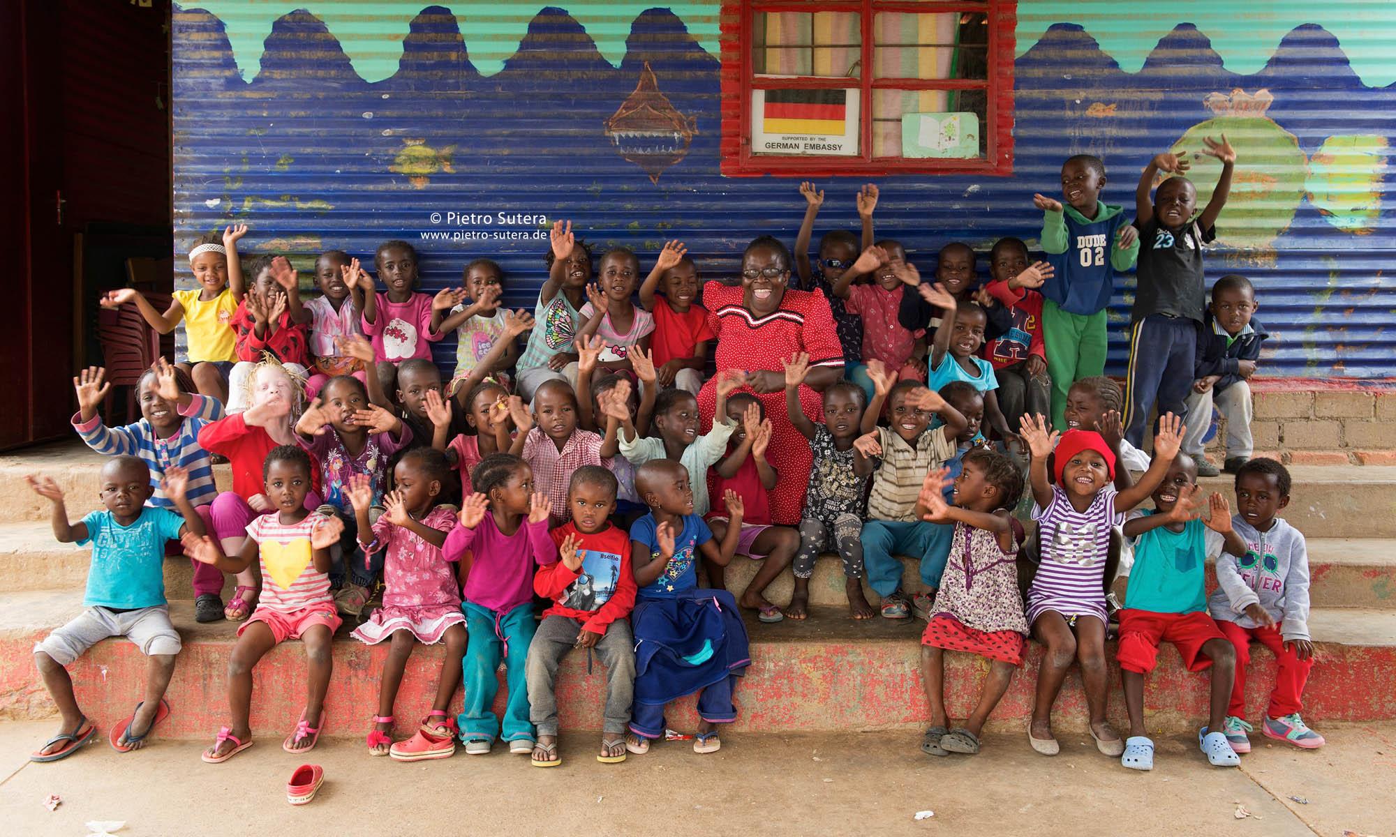 Namibia: Zu neuen Horizonten